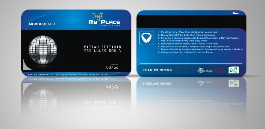 KARTU MEMBER / MEMBER CARD MURAH SIDOARJO-SURABAYA